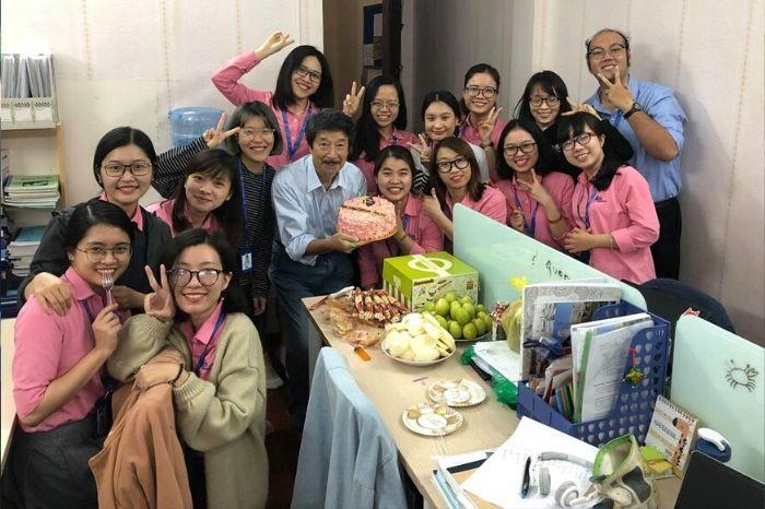 Tiệc sinh nhật tại Akira