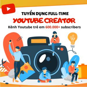 tuyen youtube creator